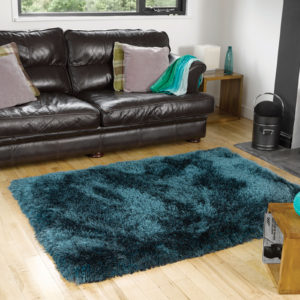 Pearl Plain Shaggy Rugs