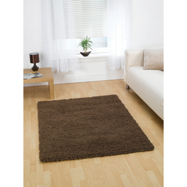 Cariboo Brown Rug