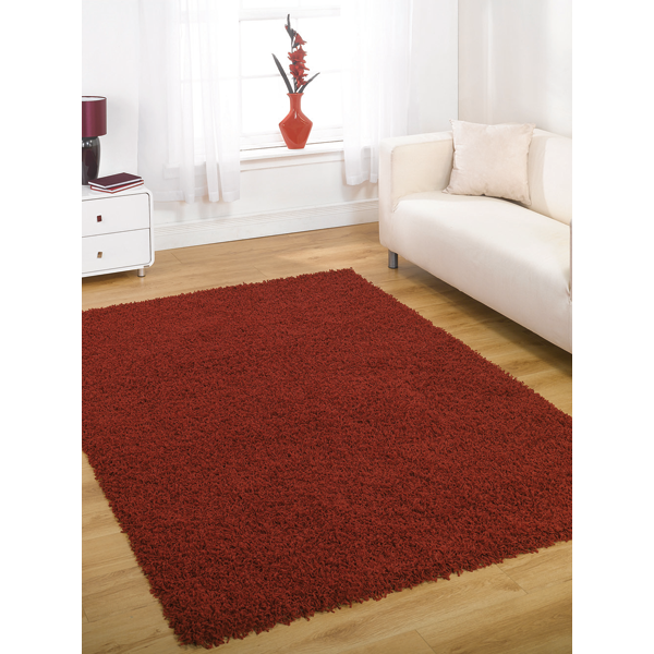 Nordic Cariboo Red Rug