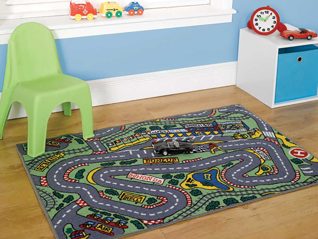 Matrix Formula One Rug